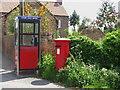 SE7604 : Public telephone Box by Siobhan Brennan-Raymond