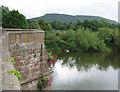 SO5824 : Wilton Bridge over the River Wye by Pauline Eccles