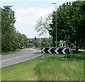 SK6304 : A47 Uppingham Road, Leicester by Mat Fascione