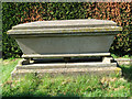 TG4719 : The grave of Robert  Hales by Evelyn Simak