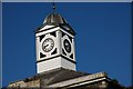J1245 : Clock, old town hall, Banbridge by Albert Bridge