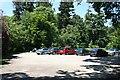 SX0963 : Car Park near Station Lodge by Tony Atkin