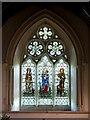 TF3671 : Interior of St Mary, Harrington by Dave Hitchborne