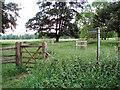 SP6238 : Bridleway near Dropshort Farm by Duncan Lilly