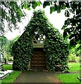 SE1332 : Jewish Chapel - Scholemoor Cemetery by Betty Longbottom