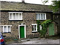 SD7713 : Cottages, Stormer Hill by liz dawson