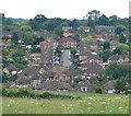 SK6405 : A view from Covert Lane, Scraptoft by Mat Fascione