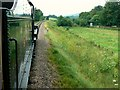 ST1630 : Aboard the 16.10 from Bishops Lydeard, heading north by Brian Robert Marshall