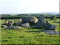 SM9727 : Garn Turne Chambered Cairn by Roger W Haworth