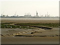 TA2219 : Humber Mudflats by Andy Beecroft
