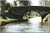 SU1962 : Bridge - No.110 - K&A Canal nr. Wootton Rivers - 2002 by Maurice Pullin