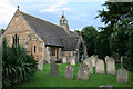 TF1603 : Church of St John the Baptist, Werrington by Kate Jewell