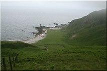 NR5916 : Bottom of Innean Glen. by Steve Partridge