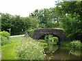 SO3105 : Bridge over the Monmouthshire & Brecon Canal by Claire Seyler