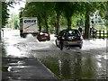 SK5601 : Braunstone Lane East flooding by Mat Fascione