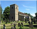 TG1115 : All Saints, Weston Longville, Norfolk by John Salmon