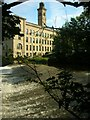 SE1438 : Salts Mill by John Haig