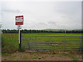 SO6226 : Field for sale by Pauline E