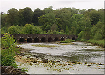 G1731 : Palmerston bridge over the Cloonaghmore River by Liz McCabe