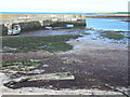 ND2874 : Harrow Harbour at Low Tide by Colin Smith