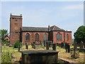 SJ8951 : St Bartholomew's Church by Clive Woolliscroft