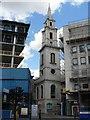 TQ3281 : City parish churches: St. Vedast alias Foster by Chris Downer