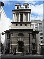 TQ3281 : City parish churches: St. Mary of the Nativity (known as St. Mary Woolnoth) by Chris Downer