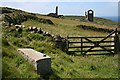 SW3632 : West Wheal Owles, Scene of a Mining Disaster by Tony Atkin