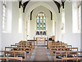TG3605 : St Mary, Hassingham by Evelyn Simak