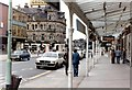 SE3055 : Station Hotel, Harrogate, 1981 by Anthony Eden