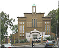 TQ4478 : Former St James church, Plumstead by Stephen Craven