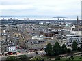 NT2573 : Panorama from the Castle, Edinburgh - 2 of 4 by Dave Hitchborne
