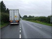 TF6606 : Wet Day On The Roads by Keith Evans