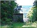 SU8293 : West Wycombe Park by Peter Jemmett