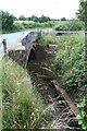 SJ4551 : Pointed arch Bridge. by Geoff Evans