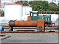SN5881 : Locomotive Boiler by John Lucas
