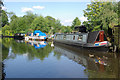 SJ9105 : Staffordshire & Worcestershire Canal, Brinsford by Stephen McKay