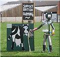 SJ7863 : Robotic Milker by Neil Lewin