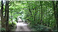 SE0420 : Ryburn Valley footpath. by Gordon Hatton