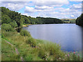 SE0118 : Ryburn Reservoir by John Illingworth