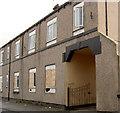 SE4004 : Derelict flats in a regeneration area. by Steve  Fareham