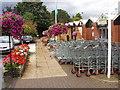 SP9462 : Podington Garden Centre by David Hawgood