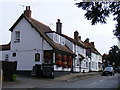 SP7408 : The Rose and Thistle, Haddenham by David Sands