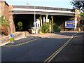 TQ3005 : Railway Bridge by Simon Carey