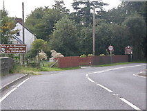 H7336 : Entering County Monaghan by Terry Stewart