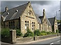 SD9126 : Disused School - Cornholme by Betty Longbottom