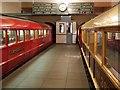 NS5666 : Glasgow subway exhibit by Thomas Nugent