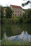 ST6968 : Converted Mill/Factory near Swineford by Philip Halling