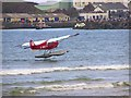C8540 : Skimming the surface, Portrush by Kenneth Allen