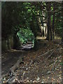 TQ1050 : Hermitage Arch, Lovelace Bridge by Colin Smith